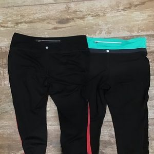 Tangerine | 2 Workout Pants